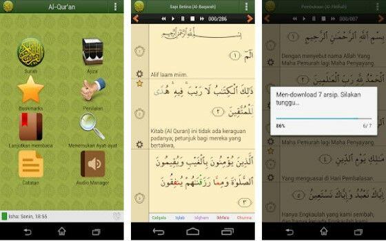 Aplikasi Islami Terbaik B Cafe1
