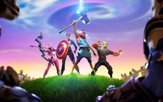 Fortnite X Avengers Endgame 3 47783