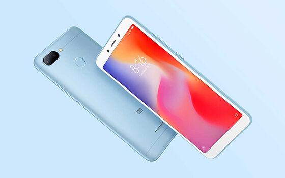 Hp Xiaomi Ram 4g Redmi 6 67e17