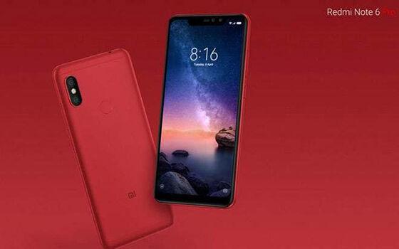 Hp Xiaomi Ram 4g Redmi Note 6 Pro Af676