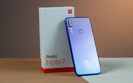 Hp Xiaomi Ram 4g Redmi Note 7 376e9