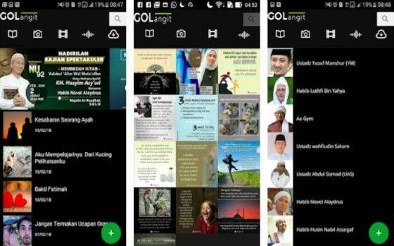 Aplikasi Mendengarkan Ceramah 3 0d2f4