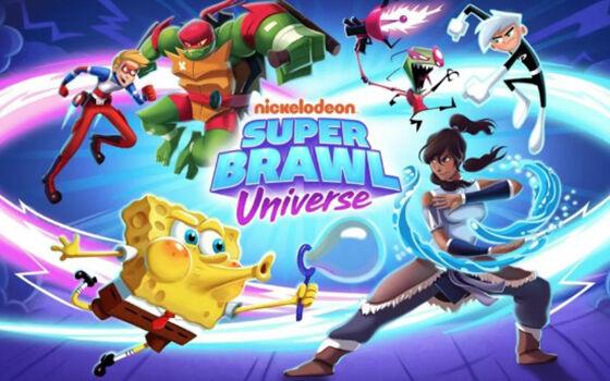 super brawl universe