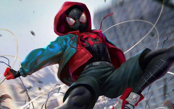 Karakter Spider Man 5 6b475