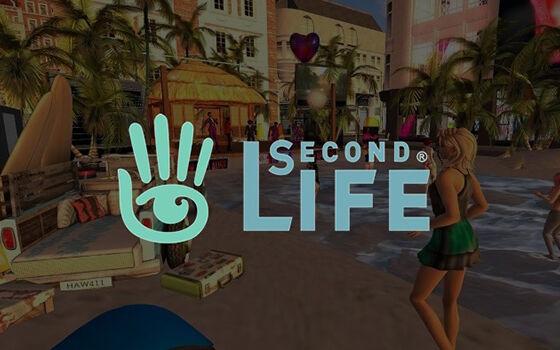 second life - game penghasil uang