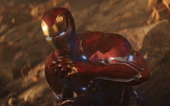 Robot Iron Man 1 74acb