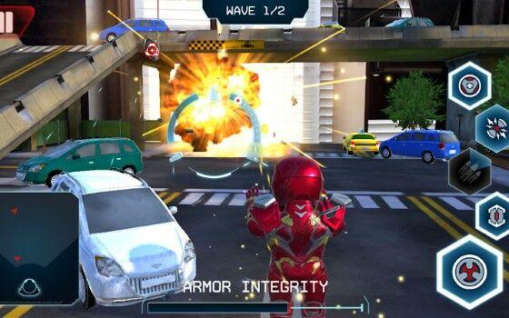 Robot Iron Man 3 2c54a
