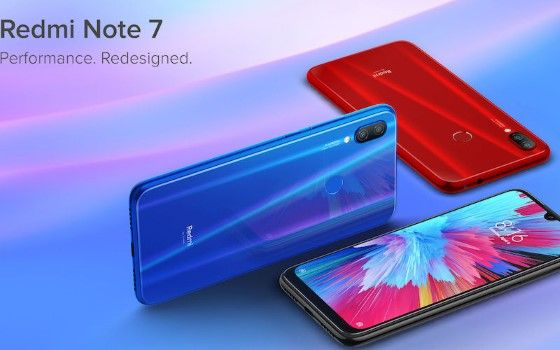 Redmi Note 7 Custom 733bc