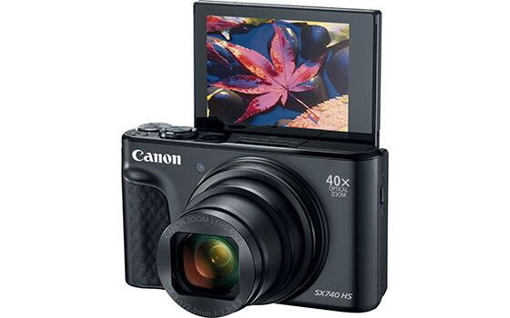 Kamera Pocket Canon Sx740 Hs C5ed0