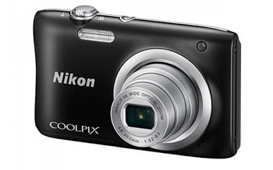 Kamera Pocket Nikon Coolpix A100 8e8f7