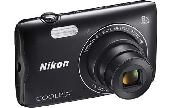 Kamera Pocket Nikon Coolpix A300 Ba801