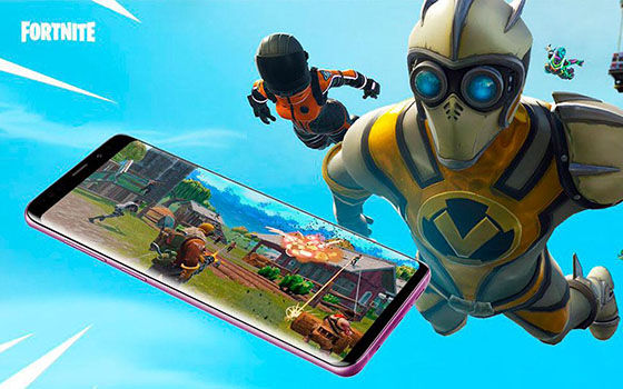 Fortnite Mobile Android 98418