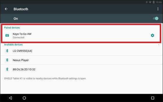 Cara Menggunakan Keyboard Fisik Di HP Bluetooth 9ce9f