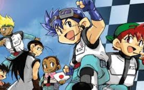 Anime Balapan Terbaik 7 4fef7