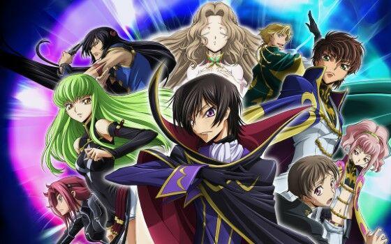 Anime Sci Fi Terbaik 1 E9a3f