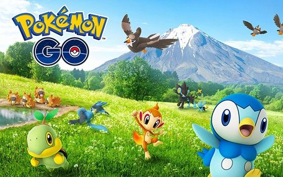 Game Pokemon Go D47ea