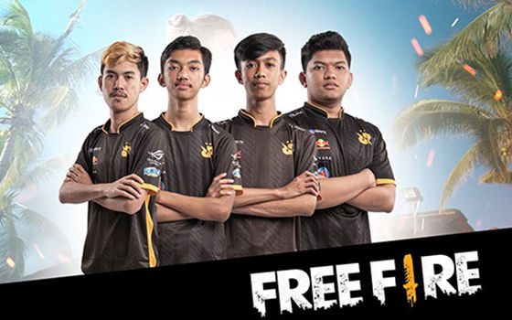 Tim Free Fire Indonesia 4342b