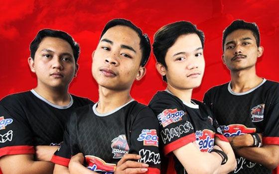 Tim Free Fire Indonesia Terbaik Caf3e
