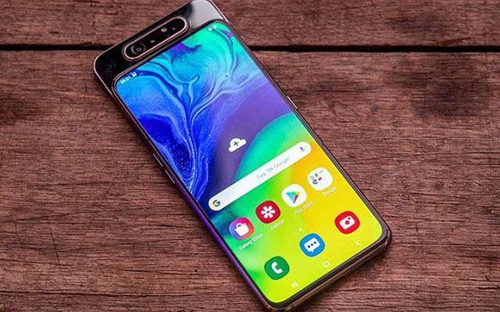 Hp Terbaru Agustus 2019 Samsung Galaxy A80 9cb93