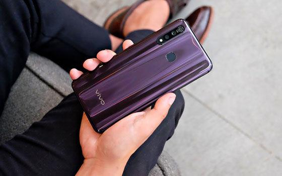 Hp Terbaru Agustus 2019 Vivo Z1 Pro Aace9