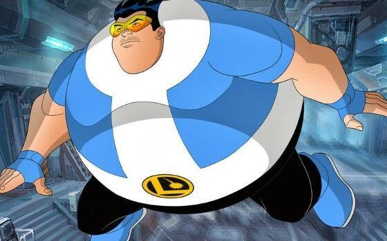Superhero Dc Enggak Guna 2 A7c99