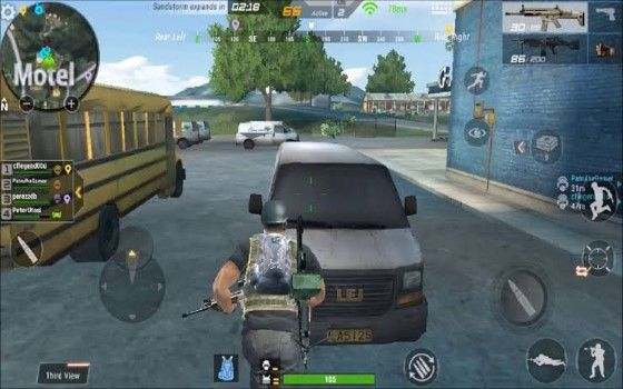 Game Battle Royale Ram 1gb 6 334fa