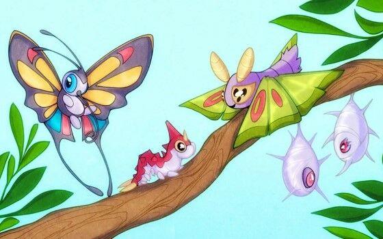 Metode Evolusi Pokemon Aneh 7 83e32