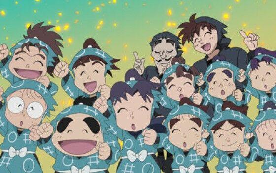 Anime Episode Terbanyak 5 9e39e
