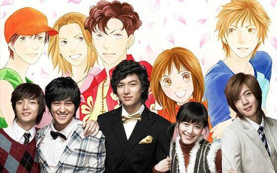 Drama Korea Diadaptasi Manga Jepang 1 D9baa