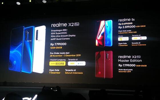 Harga Realme X2 Pro 40b4d