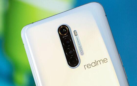 Kamera Realme X2 Pro 4541f