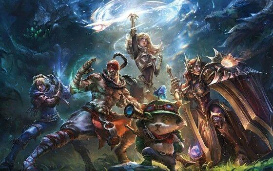 Perusahaan Game Dimiliki Tencent 1 0b32d
