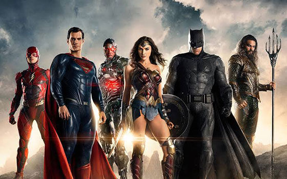 Justice League D8f4f