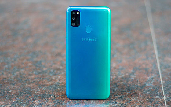 Hp Terbaru November 2019 Samsung Galaxy M30s 4f92b