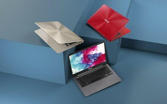 Laptop Asus Core I5 Vivobook A411uf 457f3