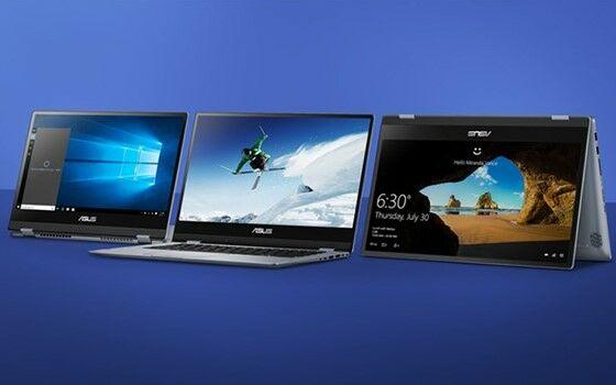 Laptop Asus Core I5 Vivobook Flip Tp412fa 9e5dd
