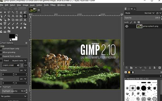 Gimp 7aaf6