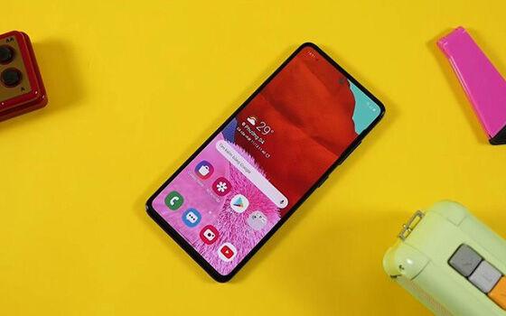 Hp Terbaru Januari 2020 Samsung Galaxy A51 0af93