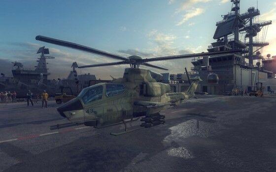 Gunship Battle 2 Vr 1 C02d0