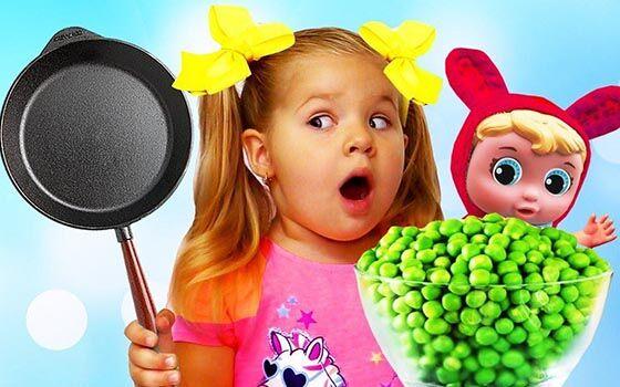 Youtuber Anak Anak Kids Diana Show Ba3cf