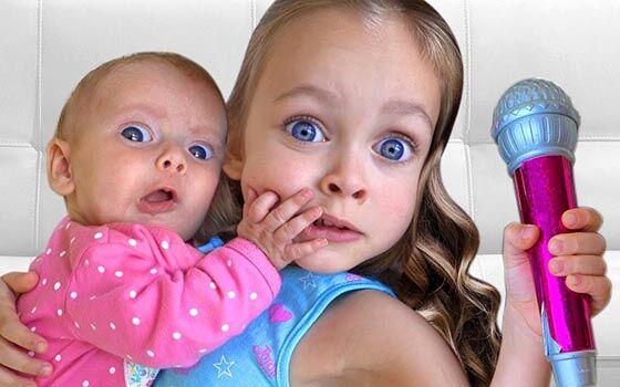 Youtuber Anak Anak Maya And Mary 1019d