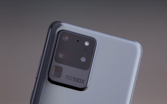 Kelebihan Samsung Galaxy S20 Ultra Kamera De7bd
