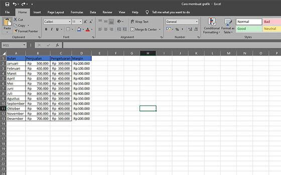 Cara Membuat Grafik Di Excel 2010 Capture 1 2e5ac