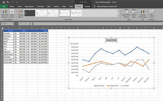 Cara Membuat Grafik Di Excel 2010 Dengan Banyak Data 3 F5b72