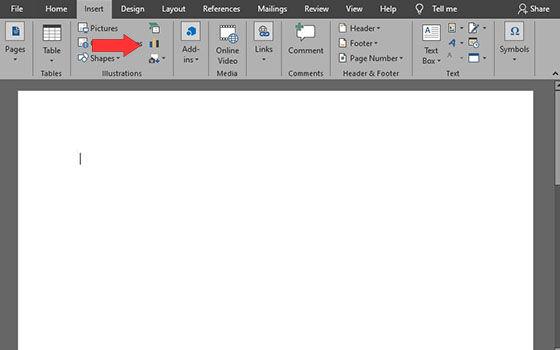 Cara Membuat Grafik Di Word 1 3f163