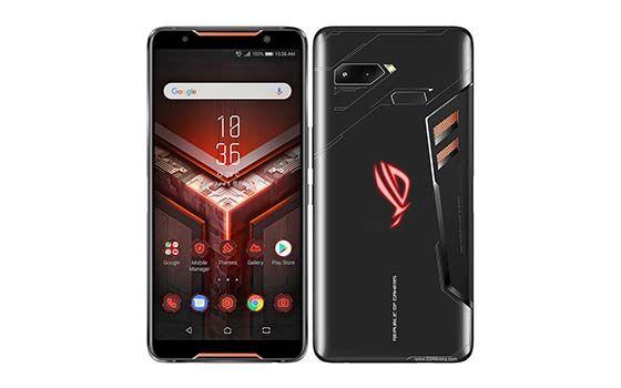 Handphone Snapdragon 845 Asus Rog A77ff