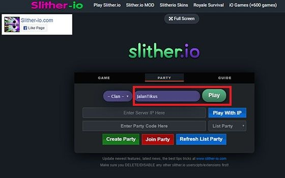 Cheat Slither Io 3 1bffb