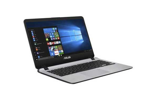 Laptop 5 Jutaan Terbaik ASUS A407UA 2714e