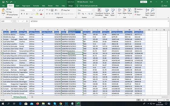 Cara Print Excel Agar Judul Berulang D5edf