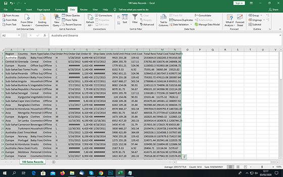 Cara Print Excel Semua Sheet 20339